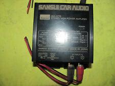 Amplificatore auto Sansui sm-x70 Vintage Epoca