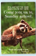 *Come Join Us in Sunday School Serve one another in Love Galatians 5:13 NIV B60