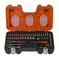 "Bahco S460 46 Piece 1/4"" Dr Socket Set"