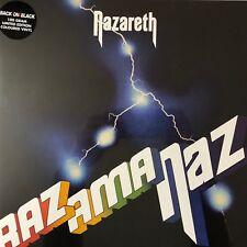 Nazareth - Razamanaz(180g LTD. Coloured Vinyl LP), 2013 Plastic Head / UK