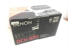 Denon Car Auto 10 Cd Model Dch-520 Professional Audio Wire Mounting Replacement