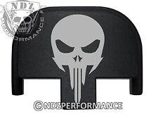 Rear Slide Plate for Smith Wesson S&W SD9 SD40 VE 9mm 40BK NDZ Skull 1