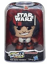 A6 Star Wars Mighty Muggs Poe Dameron #09 Action Figure 2017 3 Faces Rogue One