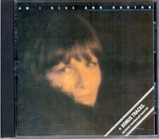 """ANN BURTON  """"AM I BLUE"""" + bonus track 1981Cat. Keytone 711 CD RARE NEW SEALED"""