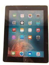 Apple iPad 2 32GB A1397 Wi-Fi Cellular Verizon 9.7in Black Clean MEID Excellent