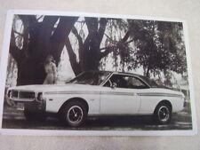 1969 AMC RAMBLER JAVLIN   11 X 17  PHOTO  PICTURE