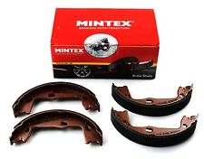 MINTEX REAR AXLE BRAKE SHOES SET VAUXHALL SAAB OPEL MFR147 (REAL IMAGE OF PART)