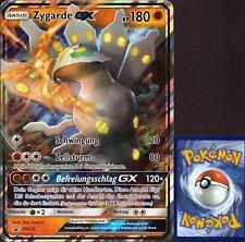 Pokemon XXL / Jumbo / A5 Karte - Zygarde GX, Holo | Deutsch NM