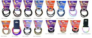 Pony Tail Holder Hair Accessories  (PICK YOUR STYLE & COLOR)  --  FREE SHIPPING