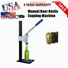Manual Beer Capping Machine for Beer Cap Soda Sealing Soft drinks Bottle Capper