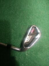 Callaway RAZR X 6 iron Uniflex steel