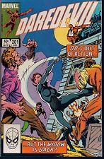 Marvel Comics! Daredevil! Issue 201!