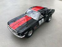 "Carrera Digital 132 30792 Ford Mustang GT ""No. 66 "" Licht Karosse + Chassis NEU"