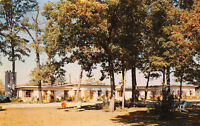 Dyer Indiana 1950-60s Postcard Rinehart Motel