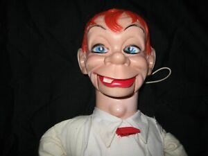 Vintage Goldberger Mortimer Snerd Ventriloquist Dummy