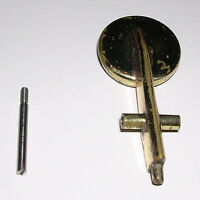 Gold Laquer Side C Key (Lever w/Rod) from 1970 Conn Shooting Star Alto Saxophone