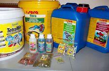 Lotto per acquario con pesci e piante:Maxiconvenienza!! (confezioni 100 ml)