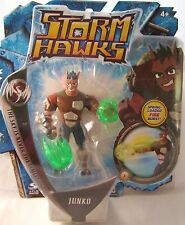 Storm Hawks JUNKO-NEW!-Action Figure-Ships in 1 day-FREE Shipping