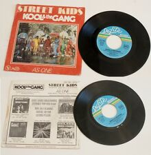 KOOL AND THE GANG  * STREET KIDS *  45 Tr ( SP 7'')  DELITE RECORDS 1982