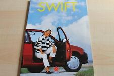 130483) Suzuki Swift Prospekt 09/1994