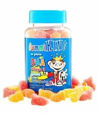 Free Shipping GummiKing, DHA Omega-3 Gummi for Kids, 60 Gummies