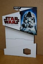 At-At Driver  - Star Wars Legacy Collection #BD49- 2009 prototype proof card