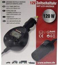Profi Power Zeitschaltuhr 2.440.007 12 V KFZ u. Wohnmobil Timer 12 Volt 2 Schalt