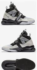 Nike Air Force 270 Utility Black Sail Wolf Gray Shoes AQ0572-003 Men's Size 10