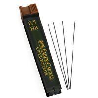 Faber-Castell Super-Polymer Nachfüllung Kabel - 0.5mm Hb - 1 Schlauch Von 12