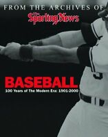 Baseball : From the Archives of The Sporting News