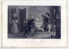 Scherma-ACCIAIO CHIAVE N. Leslie 1850