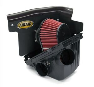 Airaid Air Intake System w/ SynthaFlow For 00-04 Nissan Xterra  Frontier 3.3L V6