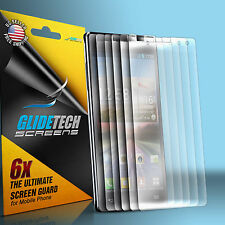 6x Front Skins Clear Screen Protector for LG Optimus 4X P880 LCD Guard Cover