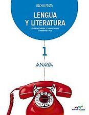 (15).LENGUA Y LITERATURA 1º. BACH.. NUEVO. Nacional URGENTE/Internac. económico.