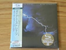 DIRE STRAITS LOVE OVER GOLD JAPAN MINI NP CD 2008 UICY-93730 C/W OBI AND CERT