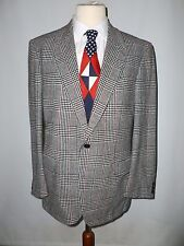 Dino salvatore roma laine d'agneau veste/blazer uk 44R made in austria