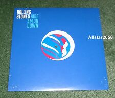 "2016~ROLLING STONES~RIDE EM ALL DOWN~10"" VINYL~BLACK FRIDAY~RSD~RECORD STORE DAY"