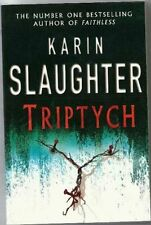 Triptych,Karin Slaughter- 9781846056314