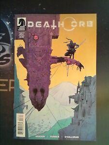 Death Orb #3 Dark Horse VF/NM 9.0 (CB3558)