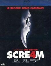 Blu Ray SCREAM 4 - (2011) *** Horror Moviemax *** ......NUOVO