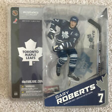 Gary Roberts Toronto Maple Leafs Toy Action Figure McFarlane's SportsPicks New