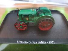 Blu 1:43 LANDINI C 25 1957 tractor Trattore TRATTORI Arancio