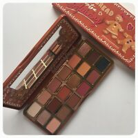 Too Faced GINGERBREAD EXTRA SPICY Eyeshadow Palette - AUTHENTIC! NIB!
