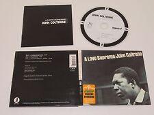 John Coltrane/A Love Supreme (IMPULSE! IMP 11552) CD Album Digipak