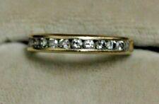 w/ 12 / Twelve .25 Tcw Diamonds 14k Yellow Gold Ladies Engagement/ Wedding Ring