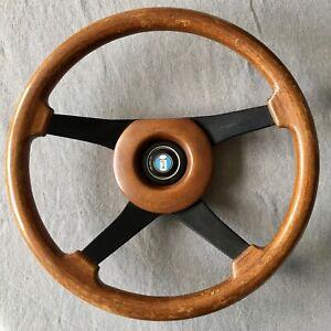 Volant De Tomaso en bois