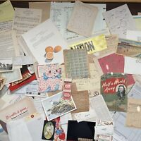 75 Pieces Ephemera Junk Journal Kit Mixed Media Scrapbook Vintage Paper Collage