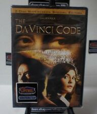 The Da Vinci Code [Widescreen Two-Disc Special Edition] New Dvd! Free Shipping!