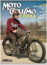 NUMERO 2 1995 MOTOCICLISMO D'EPOCA - MOTO GUZZI NORMALE 500 - GILERA 150 V