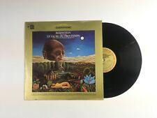 BERNSTEIN STRAVINSKY Le Sacre Du Printemps LP MQ 31520 US 1972 VG+ QUAD 14F